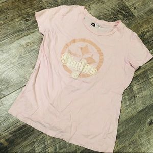 PINK STEELERS SHIRT